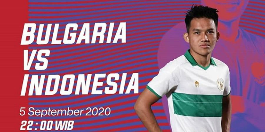 Timnas U-19 Indonesia Tentukan Nasib Bulgaria di International U-19 Friendly Tournament 2020