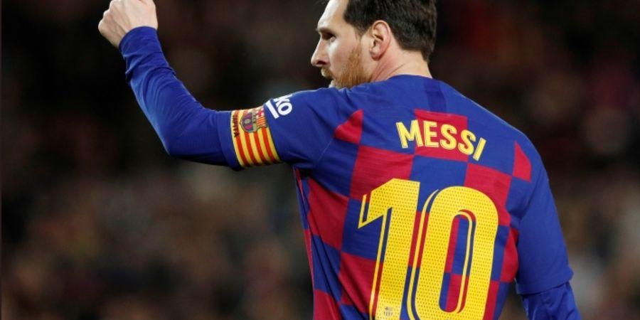Paris Saint-Germain Konfirmasi Ketertarikan Terhadap Lionel Messi
