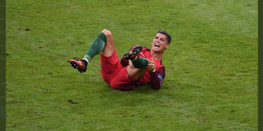 Portugal vs Kroasia - Cristiano Ronaldo Absen karena Disengat Lebah?