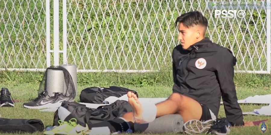 Seusai Cedera di Timnas U-19 Indonesia, Begini Kondisi Jack Brown
