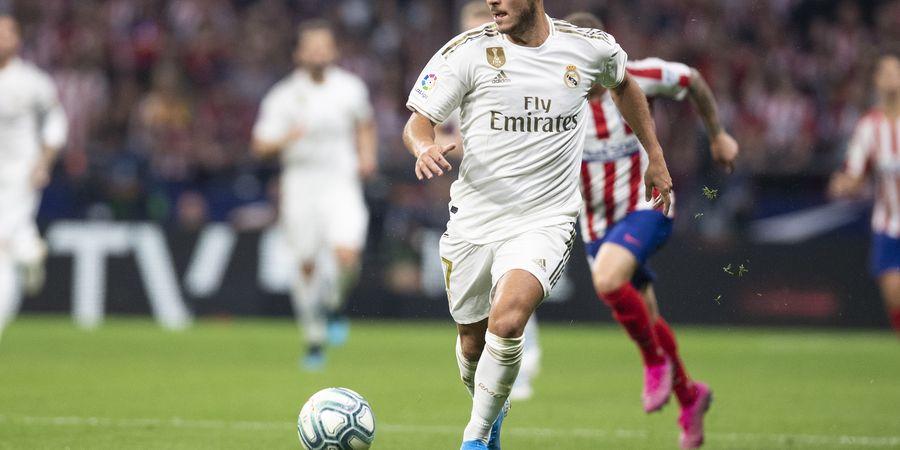 Satu Syarat yang Bisa Buat Eden Hazard Samai Level Lionel Messi
