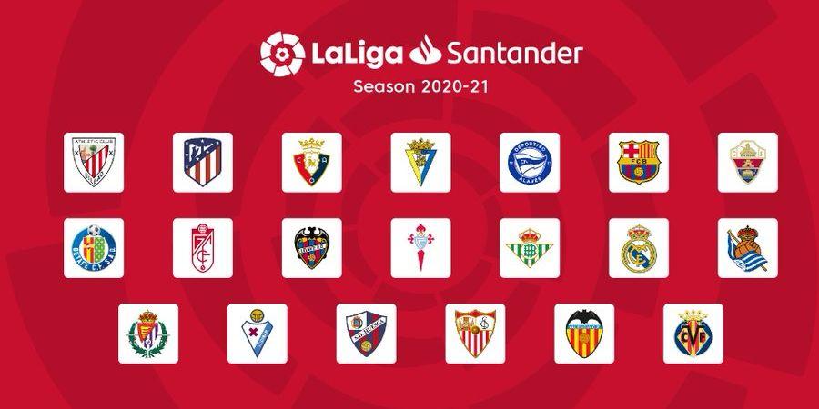 LaLiga 2020-2021 Resmi Dimulai, Granada vs Athletic Bilbao Jadi Pembuka