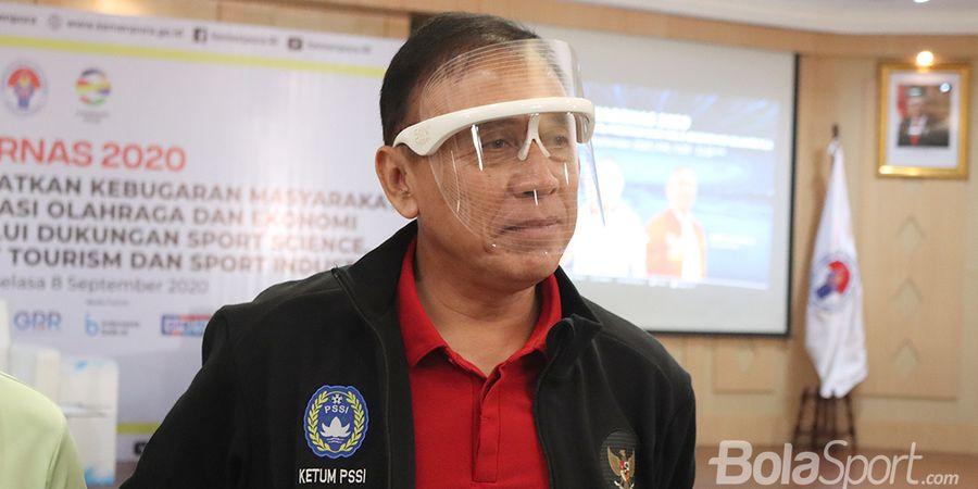 Cerita Ketum PSSI Soal Pemain Timnas Indonesia yang Kaget Saat Pertama Dilatih Shin Tae-yong