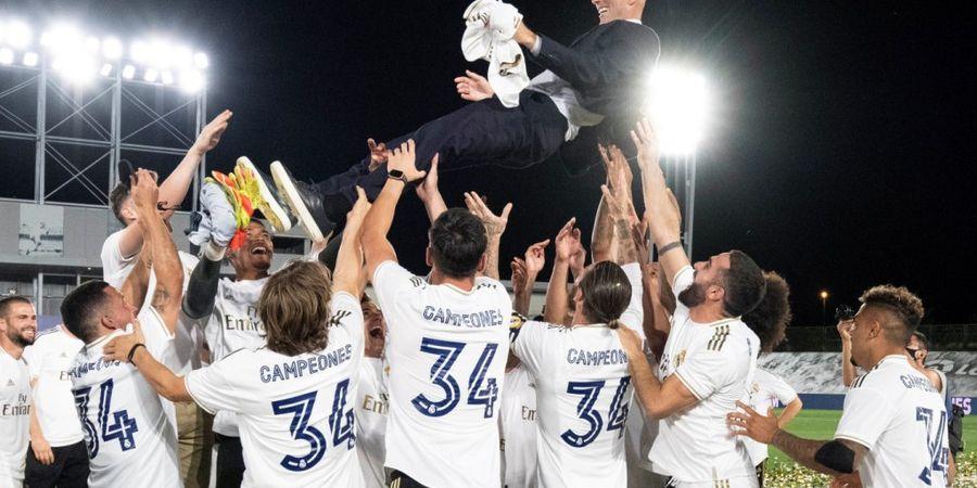 Target Real Madrid di Musim Baru: Sapu Bersih Semua Trofi Bergengsi!