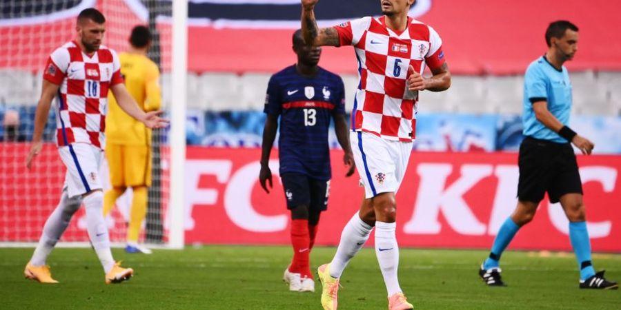 EURO 2020 - Kroasia vs Republik Ceska, Dejan Lovren Siap Jegal Patrik Schick dkk
