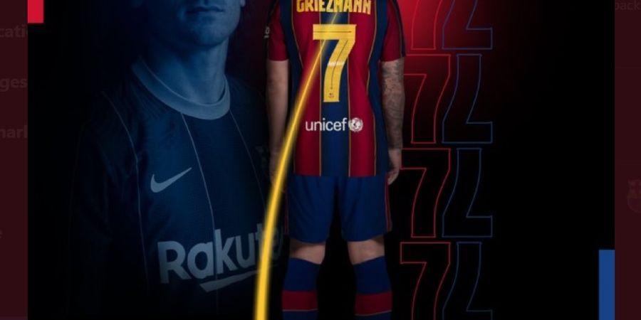 Lionel Messi Bakal Kedaluwarsa, Antoine Griezmann Masa Depan Barcelona