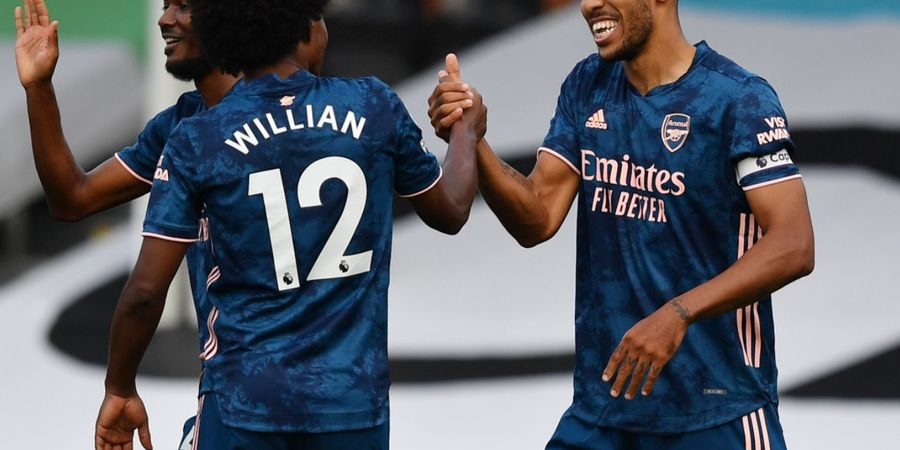 Dua Pemain Arsenal Ukir Rekor di Laga Perdana Liga Inggris 2020-2021