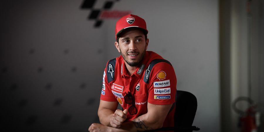 Jadi Pemuncak Klasemen Sementara MotoGP 2020, Dovizioso Aneh Karena Hal ini