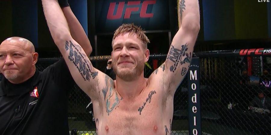 UFC Fight Night 177 - Petarung Ini Bikin Rekor di Kelasnya Khabib Nurmagomedov