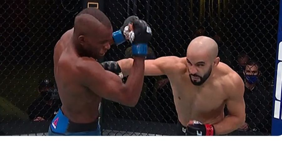 UFC Fight Night 177 - Muncul Monster Spesies Baru di Kelasnya Khabib Nurmagomedov