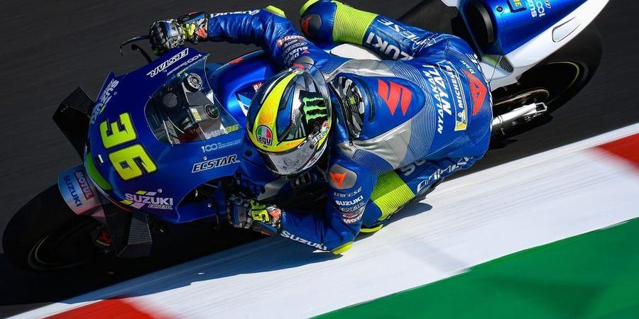 Bos Suzuki: Joan Mir Tidak Serius Minta Maaf dengan Valentino Rossi