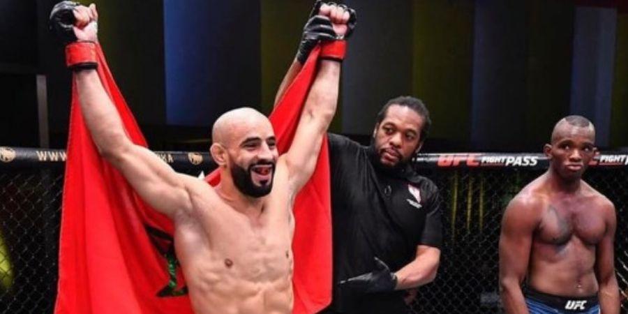 Terungkap, Isi Tas Petarung Pelanggar Prokes yang Tak Jadi Dipecat UFC