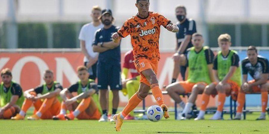 Andrea Pirlo Pemuja Antonio Conte, Juventus Balik ke Formasi 3-5-2
