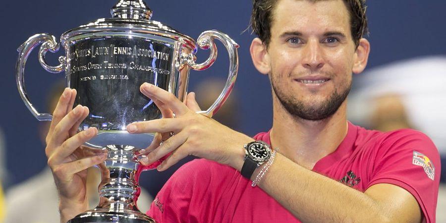 Usai 3 Kali Jadi Runner-up, Dominic Thiem Akhirnya Juara Grand Slam