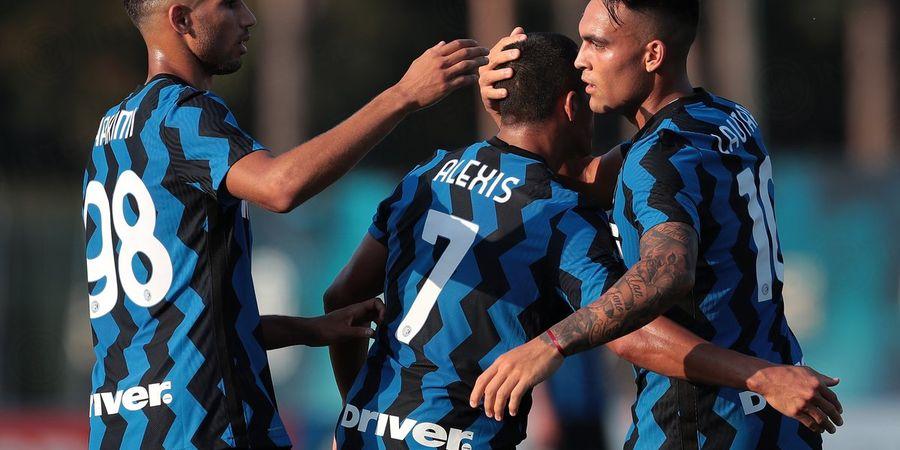 Hasil Laga Pramusim - Achraf Hakimi Debut, Inter Milan Hantam Klub Swiss 5-0