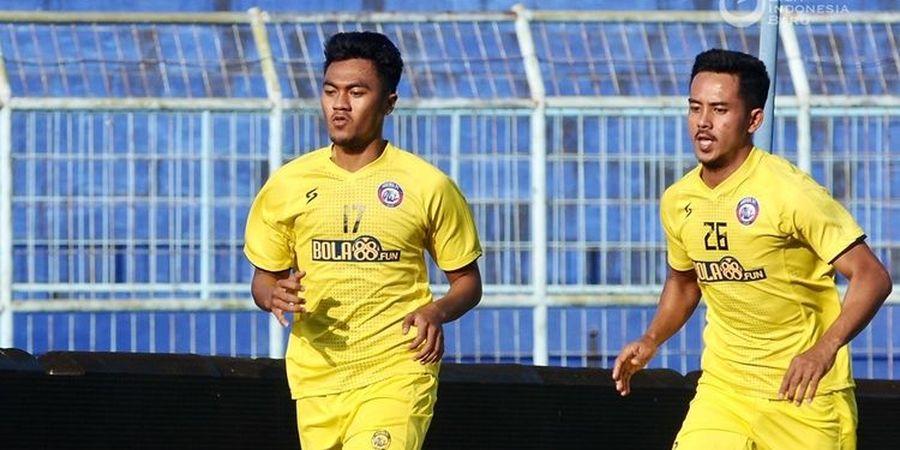 Sempat Hilang dari Sepak Bola, Eks Timnas U-23 Indonesia Ini Bersyukur Direkrut Arema FC