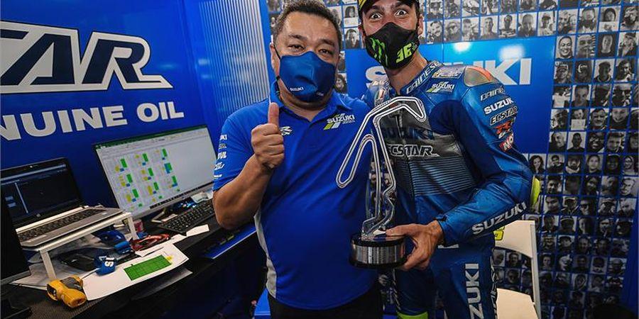 Joan Mir Bisa Lebih Baik dari Sekadar Salip Valentino Rossi pada MotoGP San Marino