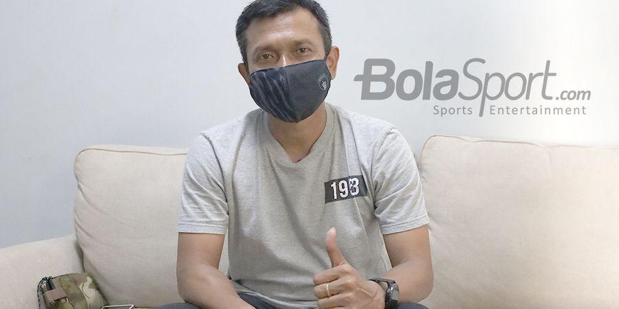 Widodo C Putro Ungkap Momen Fenomenal Selama Bermain di Timnas Indonesia