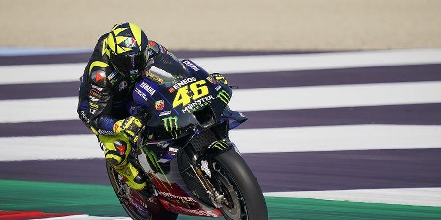 Terungkap! Ini yang Bikin Rossi Terus Balapan di MotoGP 2021 Guys