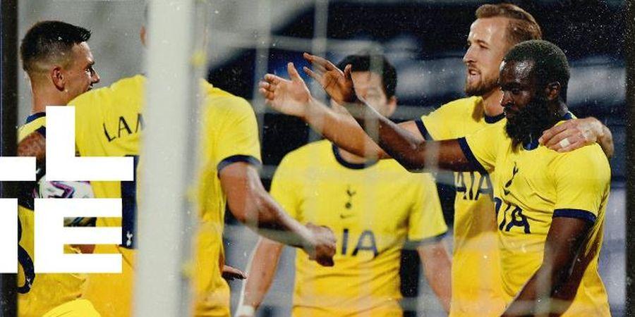 Ndombele Jadi Penentu Kemenangan Spurs, Mourinho: Saya Tak Pernah Meragukannya