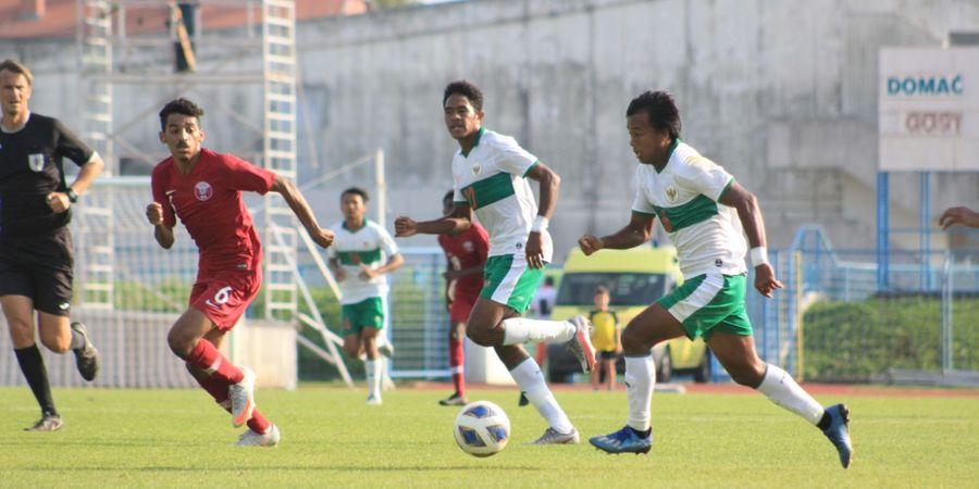 Timnas U-19 Indonesia Kembali Hadapi Qatar, Modal Penting Ini Dipegang