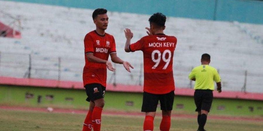 Krisis Striker, Pelatih Madura United Ingin Rekrut Mantan Pemain Liga 3