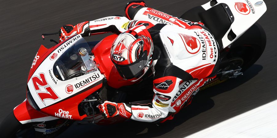 Hasil Moto2 Emilia Romagna 2020 - Pembalap Indonesia Naik Empat Tempat