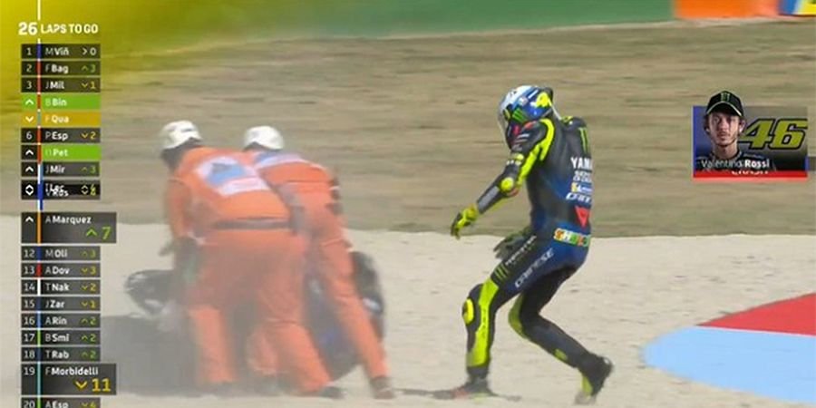 MotoGP Emilia Romagna 2020 - Geng Valentino Rossi Ambyar Usai Berjaya