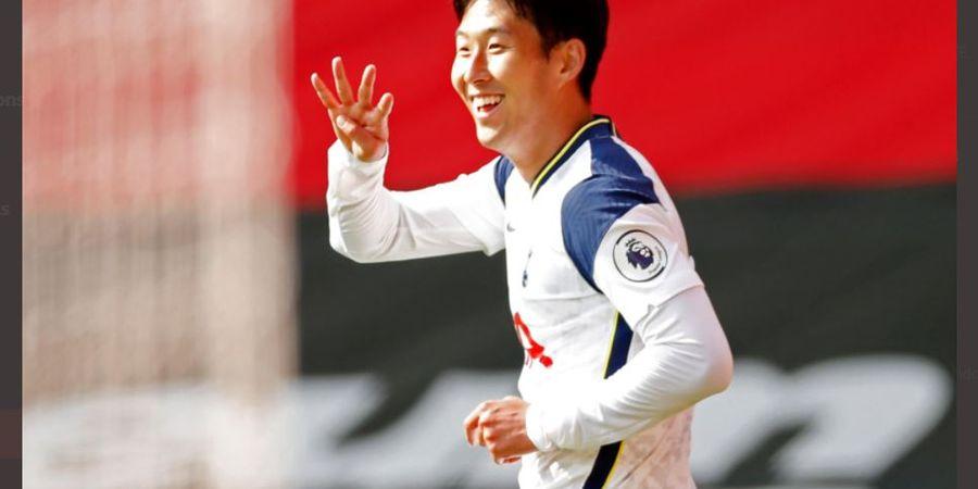 Jadi Salah Satu Pemain Terbaik Liga Inggris, Ini Reaksi Son Heung-min