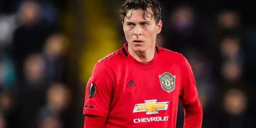 Bikin 3 Kesalahan Berbuah Kekalahan Man United, Solskjaer Enggan Salahkan Victor Lindelof