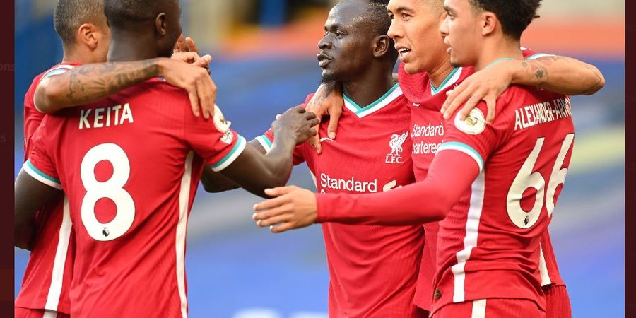 Dua Pemain Liverpool yang Terpapar COVID-19 Sudah Kembali dan Siap Bertanding