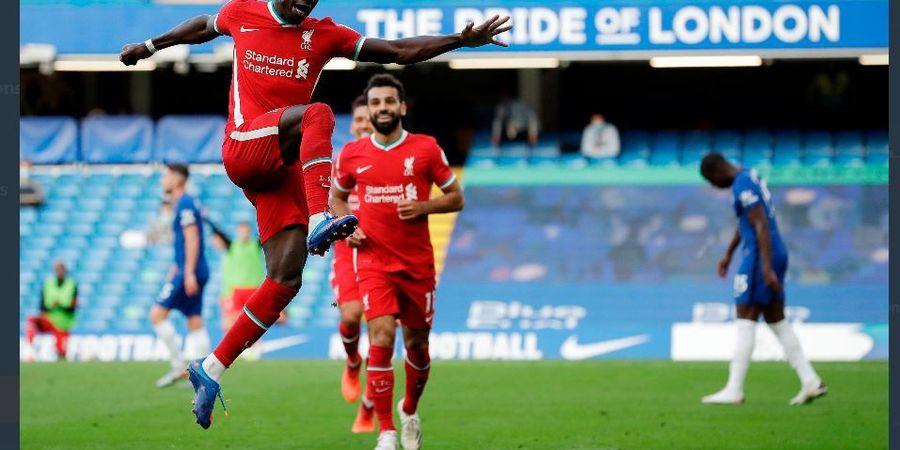 Mantan Klubnya Kalah dari Liverpool, Eks Bintang Chelsea Malah Beri Pujian Selangit kepada Sadio Mane