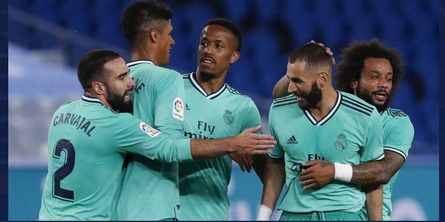 Starting XI Sociedad vs Real Madrid - Debut Odegaard Langsung Lawan Mantan, David Silva Cadangan