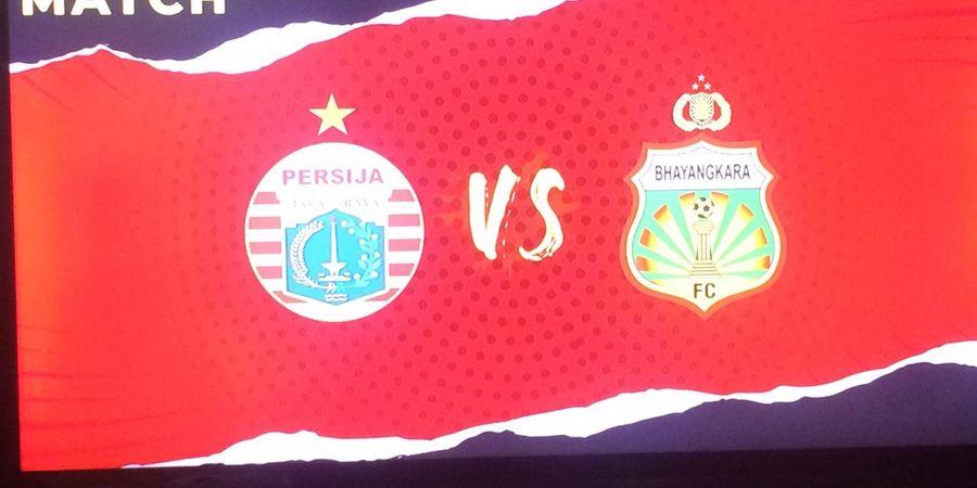 Jelang Liga 1, Bhayangkara FC Permalukan Persija di Laga Uji Coba