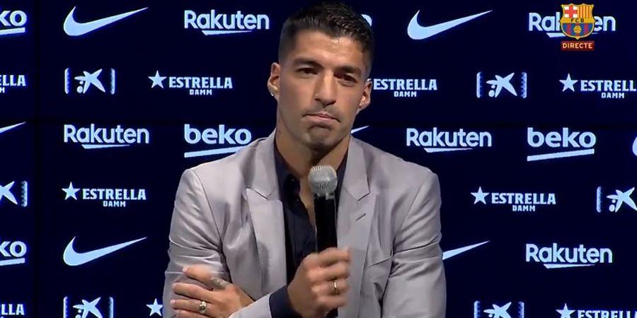 Luis Suarez Akui dari Awal Sudah Diperingatkan Hati-hati dengan Lionel Messi