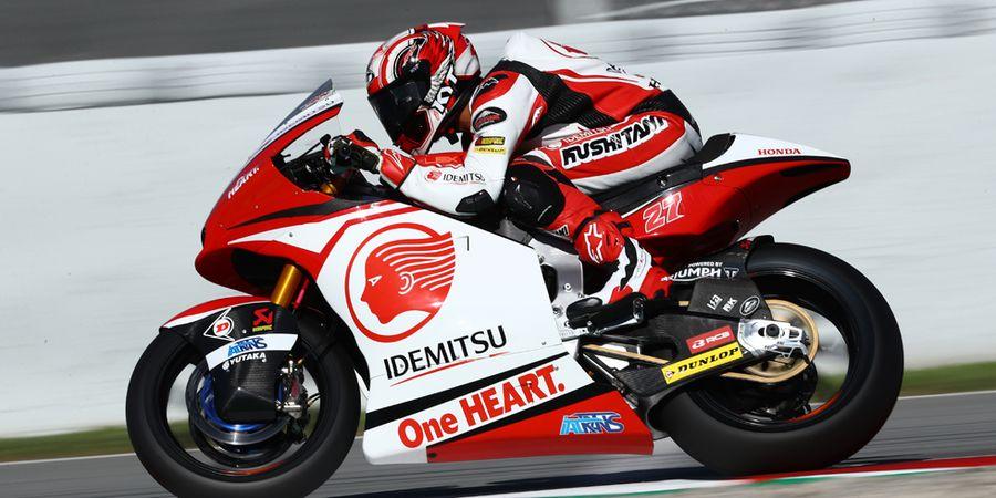 Hasil Moto2 Catalunya 2020 - Pembalap Indonesia Petik Rekor Terbaiknya