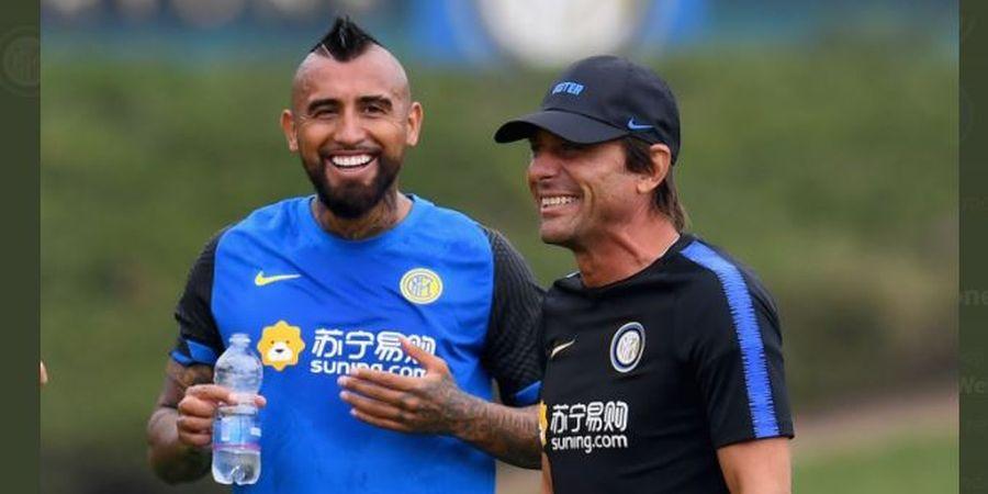 Sebut Inter Berada di Jalur yang Benar, Conte Bawa-bawa Liverpool
