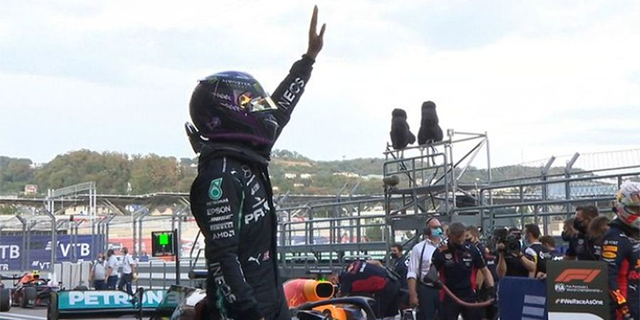 Hasil Balapan F1 GP Portugal 2021 - Hamilton Amankan Kemenangan Ke-97