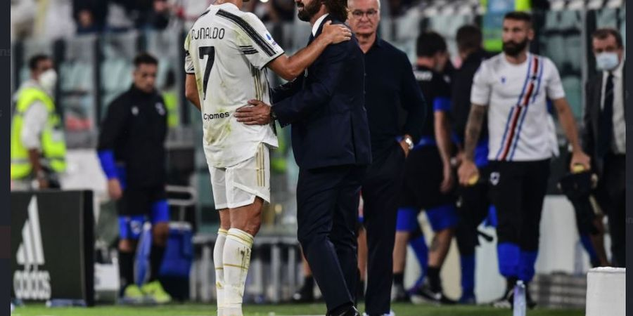 Bologna vs Juventus - Momen Perpisahan Cristiano Ronaldo dan Andrea Pirlo?