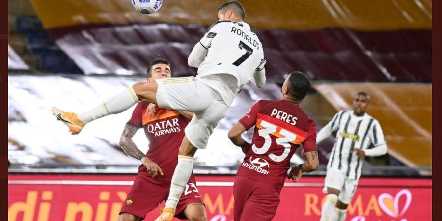Resep Rahasia di Balik Sundulan Melayang ala Cristiano Ronaldo