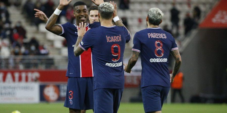 Jelang Jumpa Man United di Liga Champions, PSG Hanya Punya 11 Pemain yang Siap