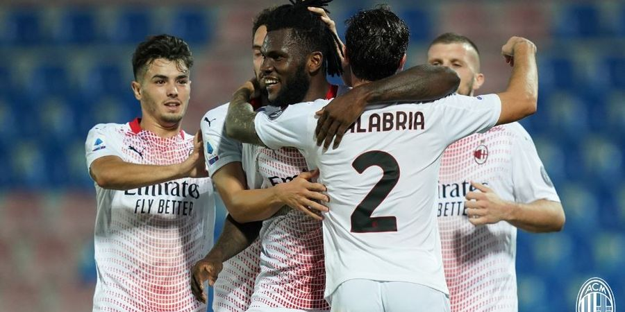 Hasil Liga Italia - Masih Perkasa Tanpa Zlatan Ibrahimovic, AC Milan Hajar Timnya 'Messi'