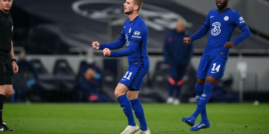 Chelsea Disingkirkan Spurs, Frank Lampard Ungkap Alasan Timo Werner Tak Ambil Penalti