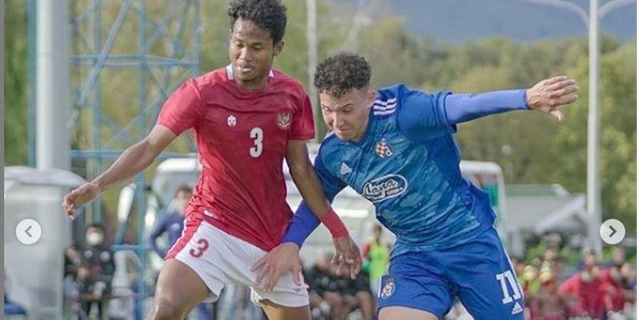 Kondisi Terkini Pemain Timnas U-19 Indonesia Bagas Kaffa dan Supriadi Seusai Alami Cedera