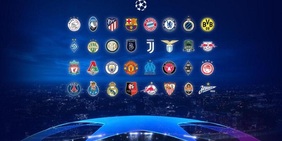 Ini Tiga Tim Tambahan yang Lolos ke 16 Besar Liga Champions, Grup B dan H Sulit Diprediksi