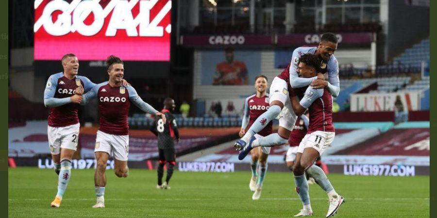 Liga Inggris - Selain Aston Villa, Tim ini Juga Pernah Cetak 7 Gol ke Gawang Liverpool