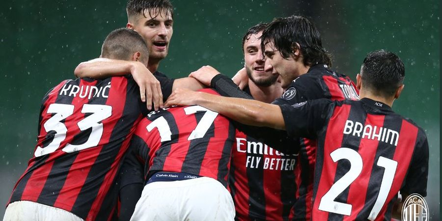 Hanya 6 Pelatih AC Milan Tak Terkalahkan di 20 Laga, 5 Sebelum Stefano Pioli Juara Liga Italia