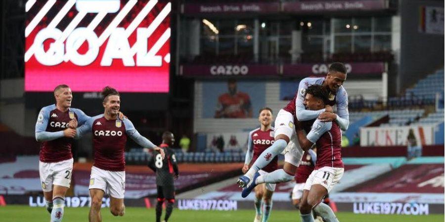 Dua Pemain Aston Villa Jadi Target Utama Manchester City di Jedela Transfer Mendatang