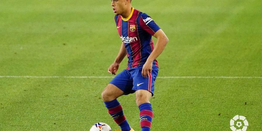 Sudah Merumput Bareng Messi Cs, Sergino Dest Akui Masih Tak Menyangka Bisa Main di Barcelona