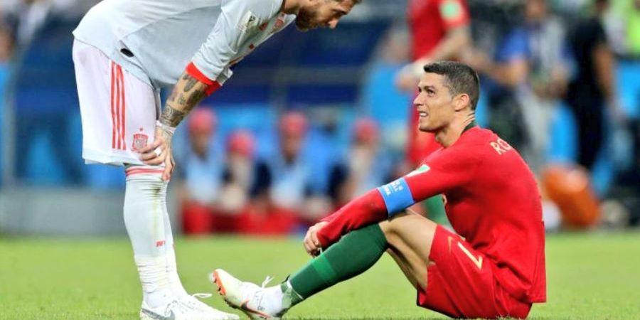 Jadwal International Friendly Match - Cristiano Ronaldo Lawan Spanyol, Roberto Mancini Hanya Ketemu Tim Gurem
